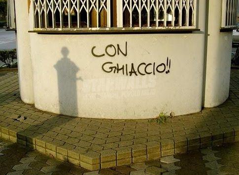 Scritte sui Muri liscio o ..