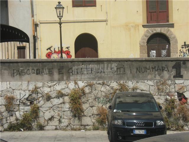 Scritte sui Muri insuperabili