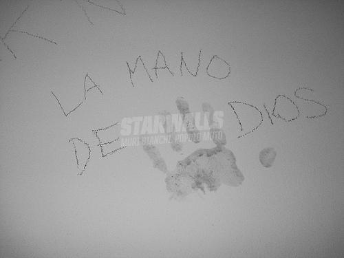 Scritte sui Muri Maradona?