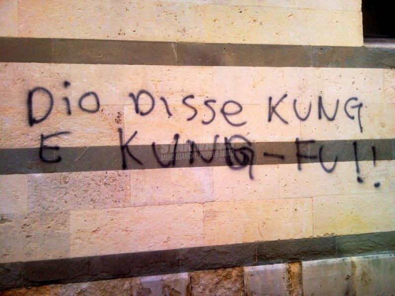 Scritte sui Muri In principio