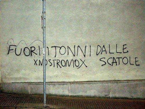 Scritte sui Muri Liberi tutti