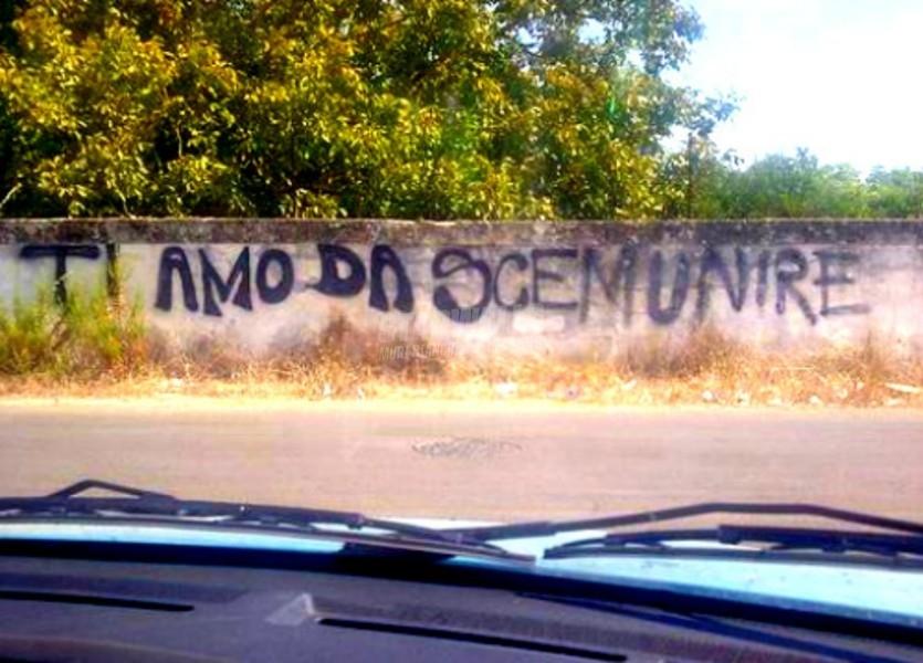 Scritte sui Muri Quando l'amore rende stupidi
