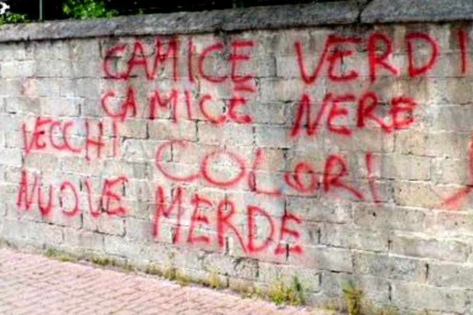 Scritte sui Muri A volte ritornano