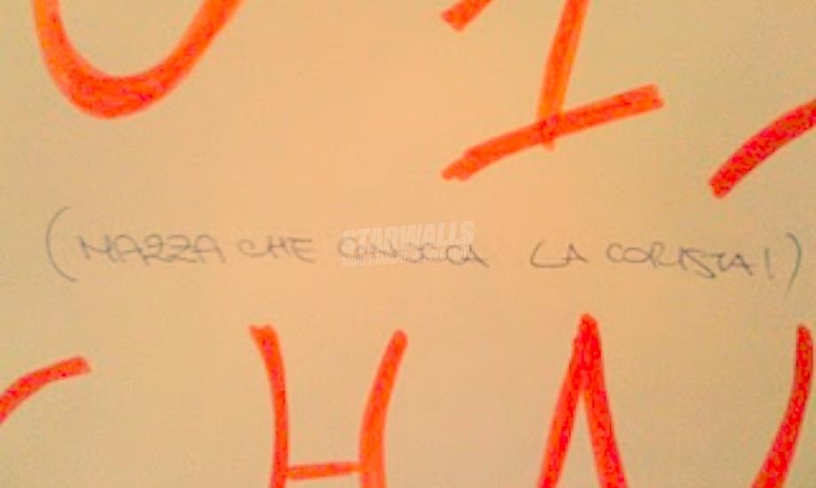 Scritte sui Muri Apprezzamento