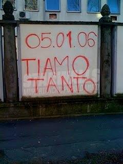 Scritte sui Muri Innamorato di una data