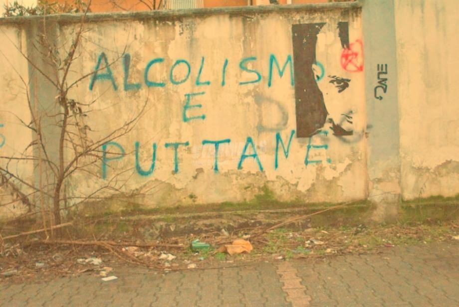 Scritte sui Muri Italian style
