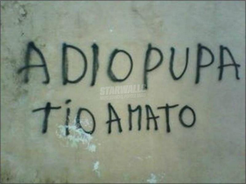 Scritte sui Muri Amori itagliani