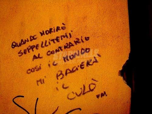 Scritte sui Muri Geniale