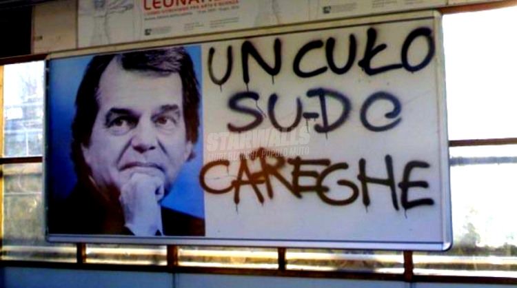 Scritte sui Muri Il mini(stro) candidato sindaco di venezia