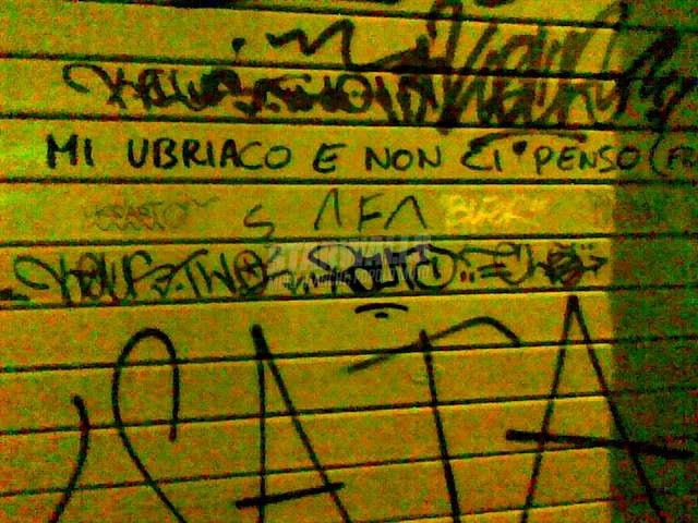 Scritte sui Muri Svarionare