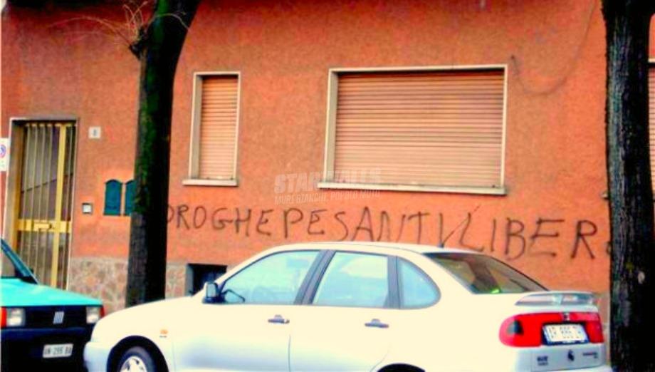 Scritte sui Muri Tolleranza cento