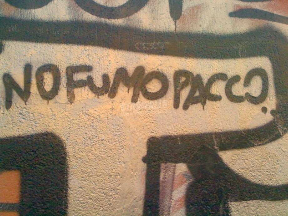 Scritte sui Muri Solo roba buona