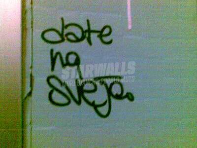 Scritte sui Muri Aripijate