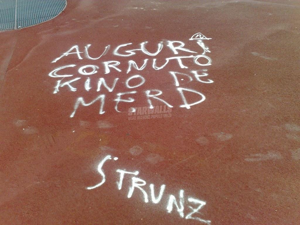 Scritte sui Muri Auguri di cuore