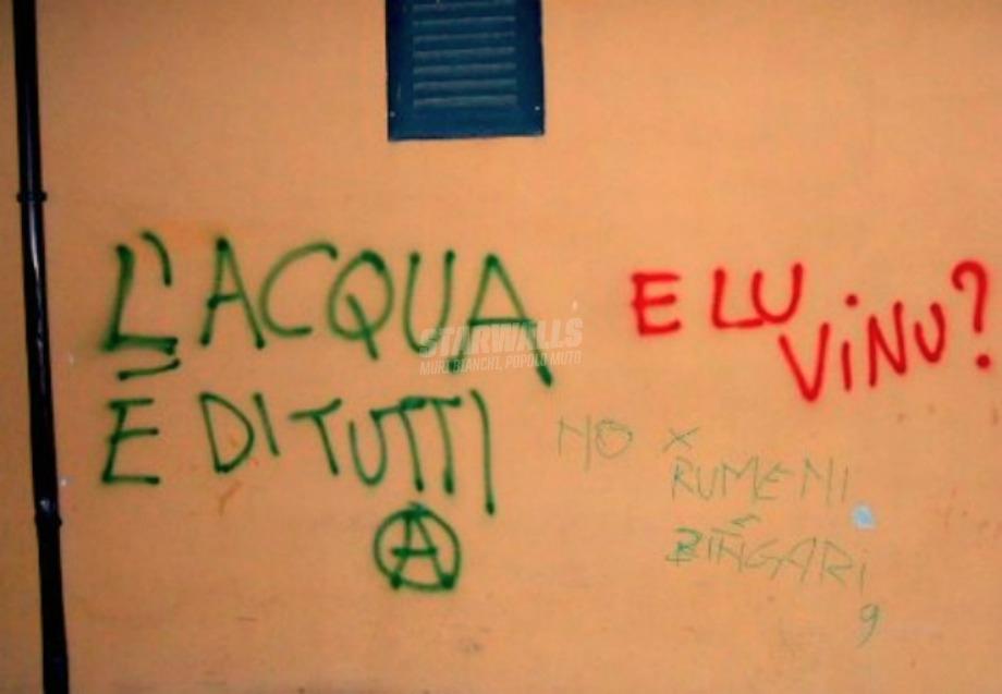 Scritte sui Muri Diritti fondamentali