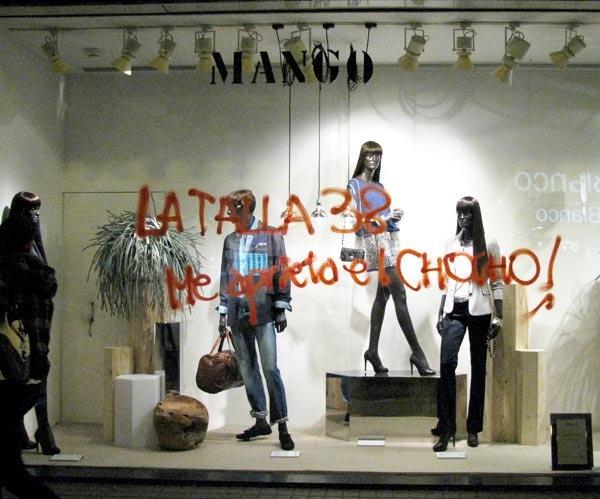 Scritte sui Muri No more fashion victims! Sottotitoli alla pagina 777