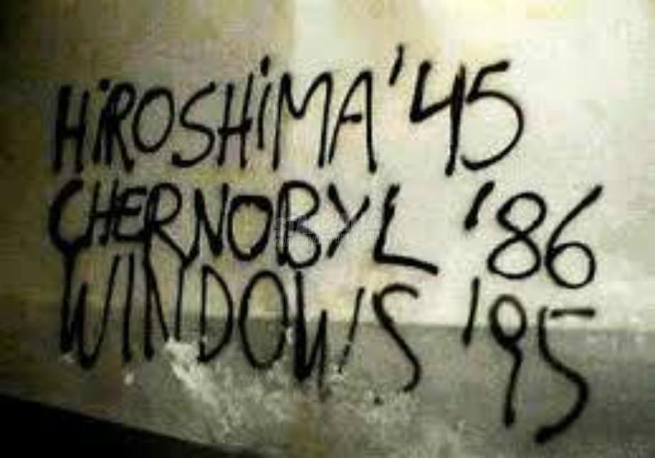 Scritte sui Muri Tragedie