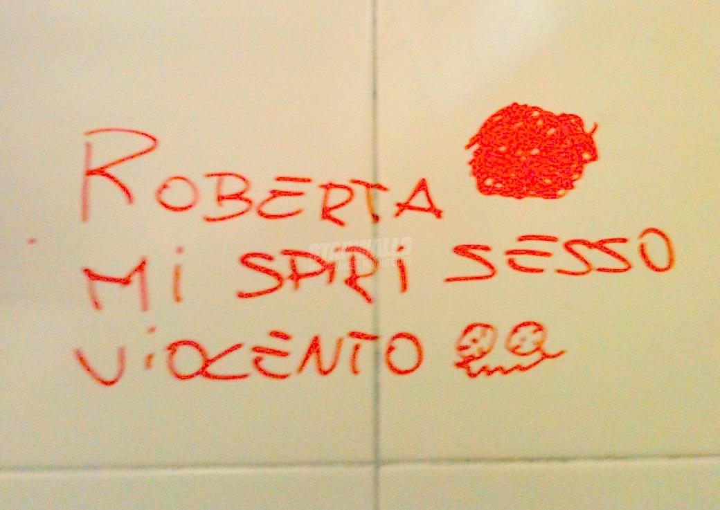 Scritte sui Muri Che libido