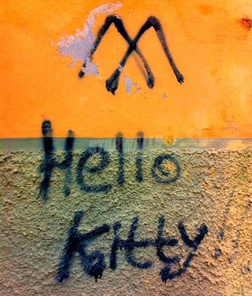 Scritte sui Muri È dappertutto