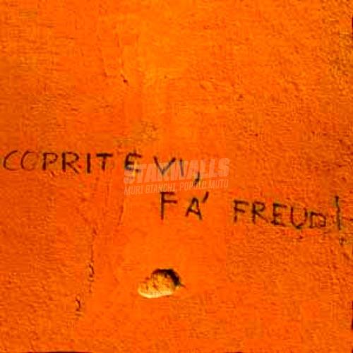 Scritte sui Muri Temperature in picchiata