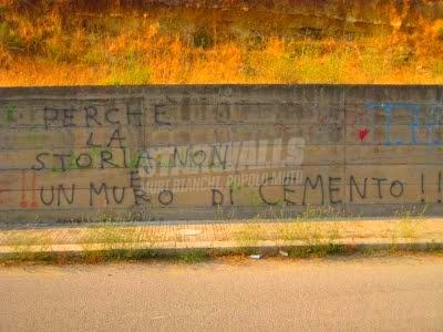 Scritte sui Muri Revisionismo architettonico