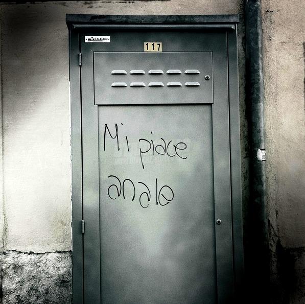 Scritte sui Muri L'altra porta dell'amore