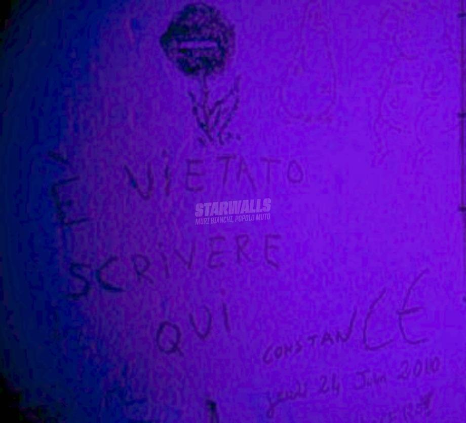 Scritte sui Muri Piccoli De Corato (disoccupato) crescono ?