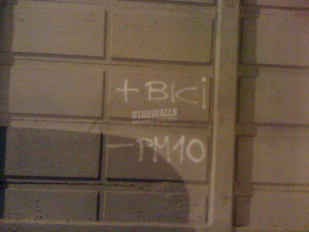 Scritte sui Muri Aria pulita