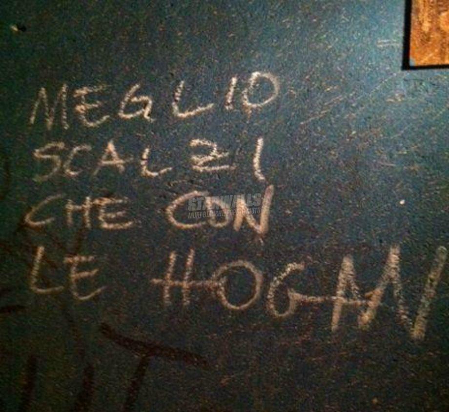 Scritte sui Muri No logo
