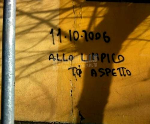 Scritte sui Muri Sempre più ... sportivamente