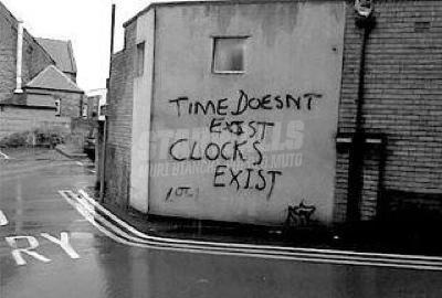 Scritte sui Muri Time rules
