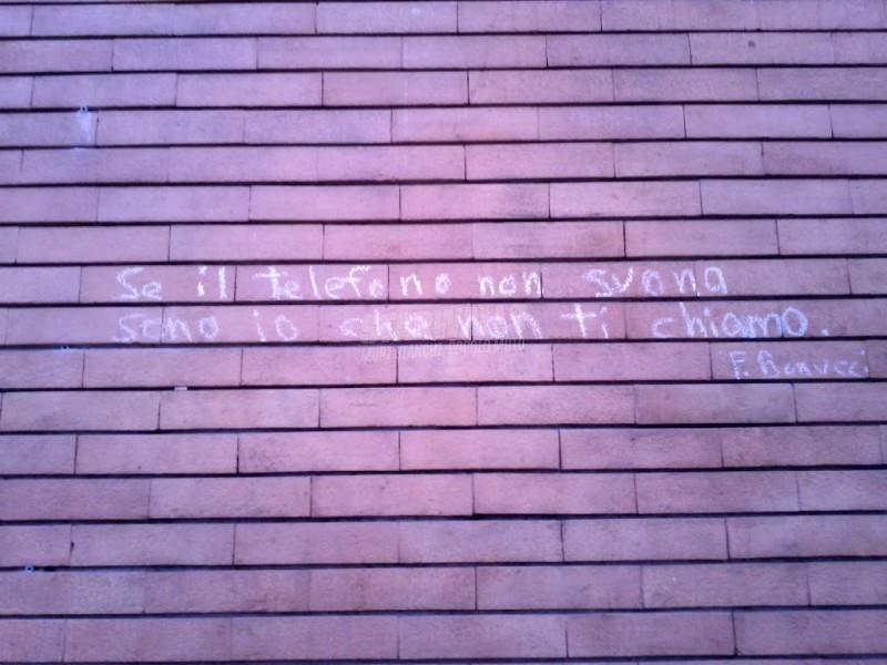 Scritte sui Muri Le lunghe attese