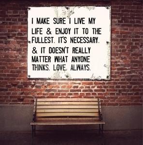 Scritte sui Muri Love always