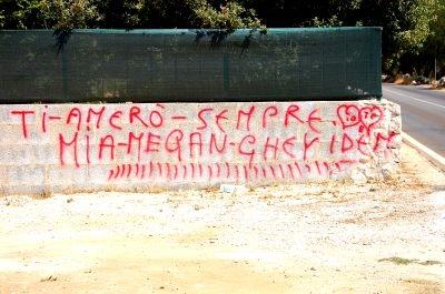Scritte sui Muri You&Me