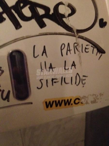 Scritte sui Muri È tutta invidia