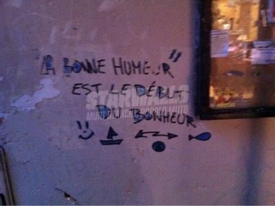 Scritte sui Muri Buongiorno buonumore