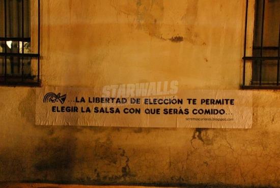 Scritte sui Muri Condimento