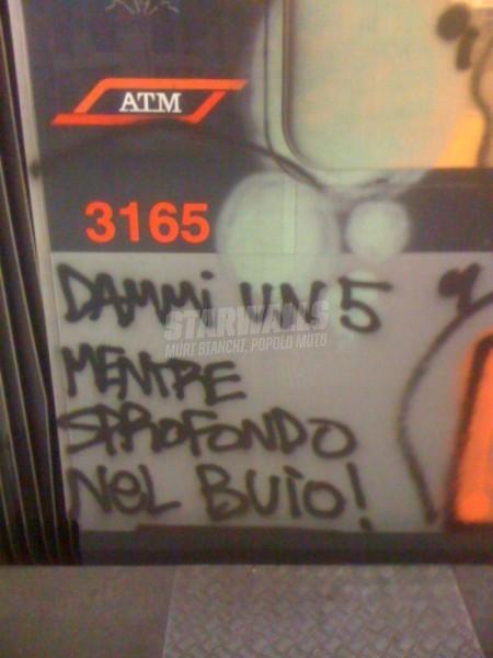 Scritte sui Muri Highfive