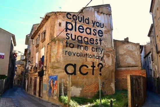 Scritte sui Muri Just an idea