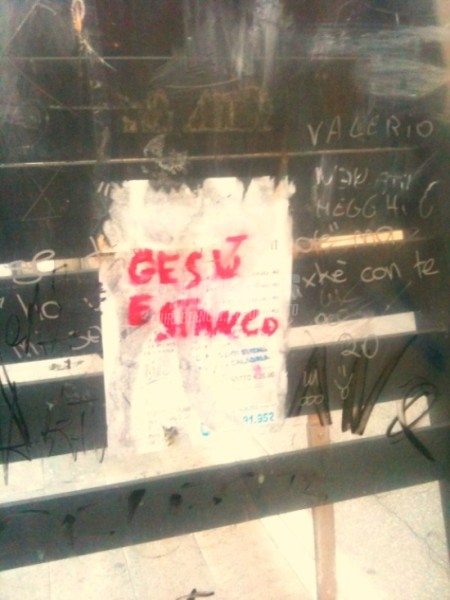 Scritte sui Muri Hangover ?