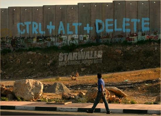 Scritte sui Muri Cancellato