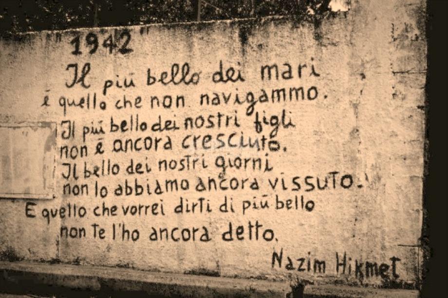 Scritte sui Muri Piu' bello