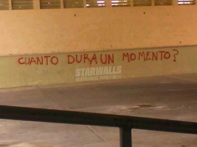 Scritte sui Muri Tutto é relativo