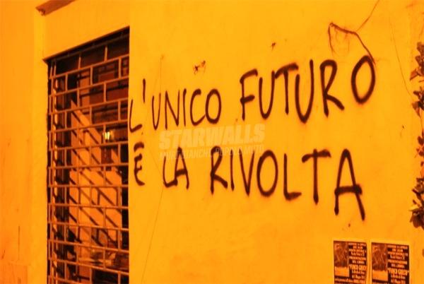 Scritte sui Muri Next stop