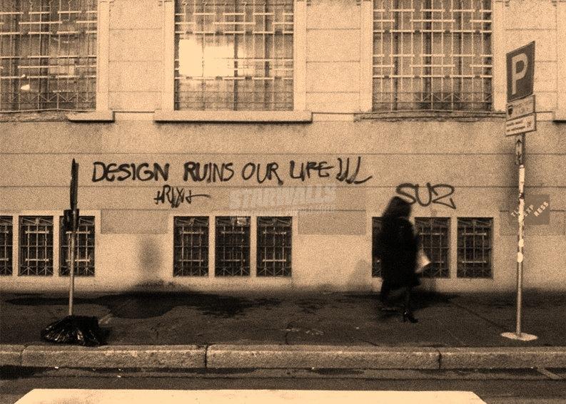 Scritte sui Muri Fuorisalone