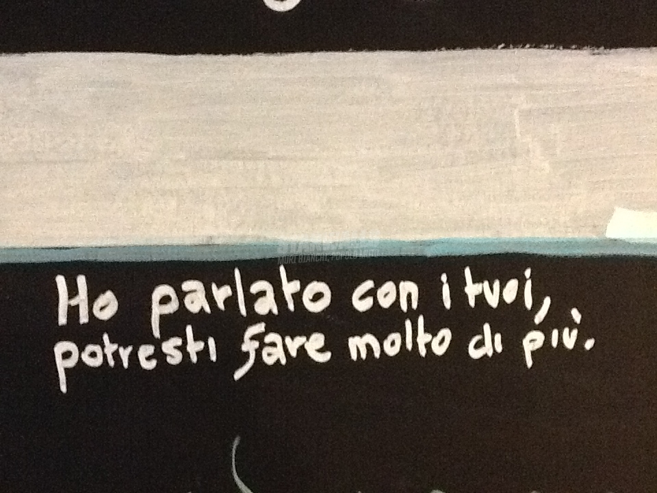 Scritte sui Muri Applicati