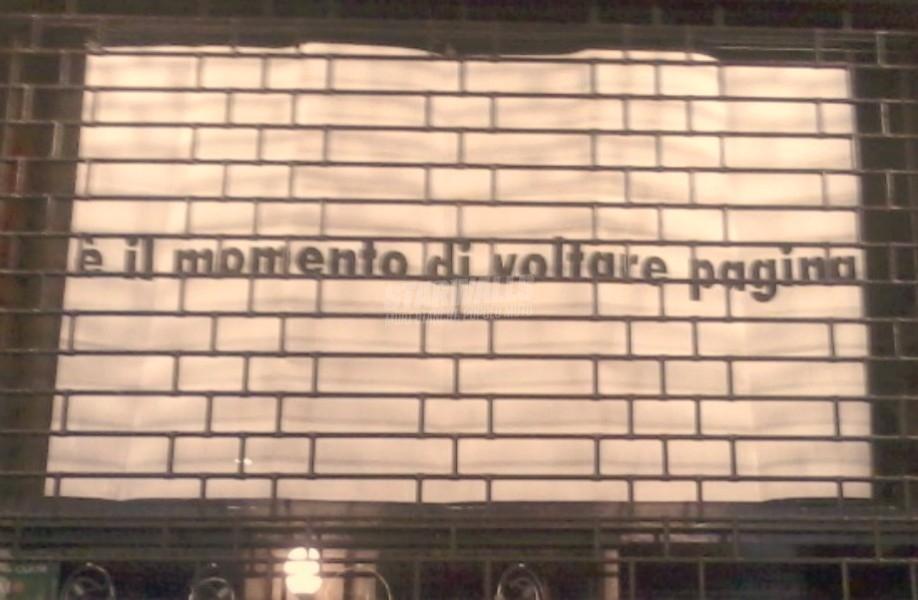 Scritte sui Muri Prossima fermata?