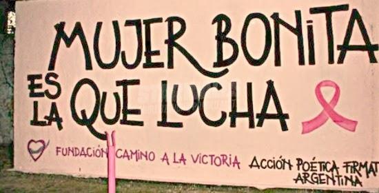 Scritte sui Muri Las guerreras