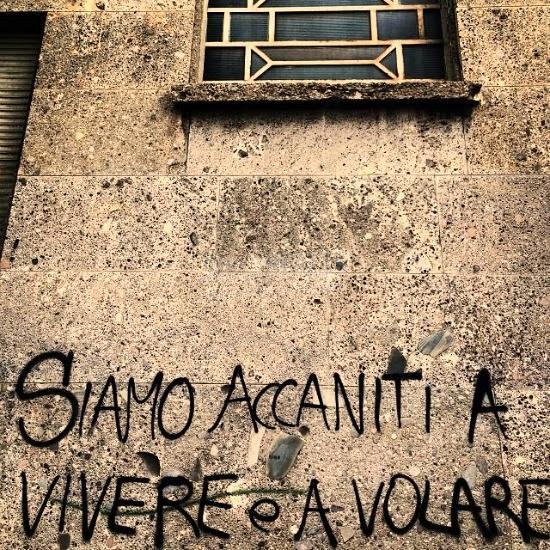 Scritte sui Muri Ostinati