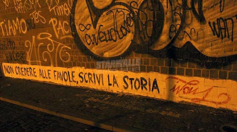 Scritte sui Muri Per chi preferisce il
